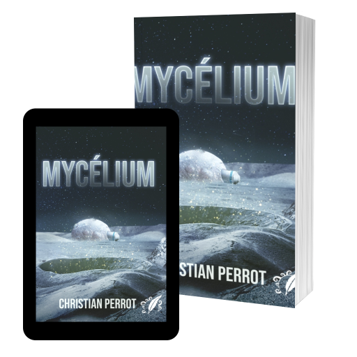 Couverture de Mycélium par Christian PERROT