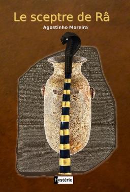 Couverture de Le sceptre de Râ par Agostihno Moreira