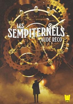 Couverture de Les Sempiternels par Aude RÉCO