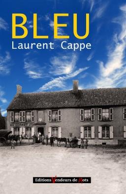 Couverture de Bleu par Laurent Cappe