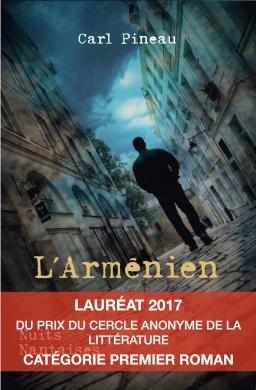 Couverture de L'Arménien (Nuits Nantaises) par Carl Pineau