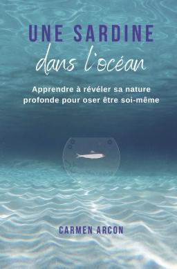 Couverture de Une Sardine dans l'Océan par Carmen Arcon