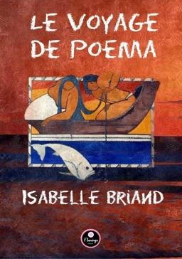 Couverture de Le voyage de Poema par isabelle briand