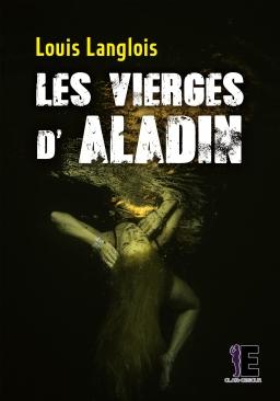 Couverture de Les vierges d'Aladin par Louis Langlois