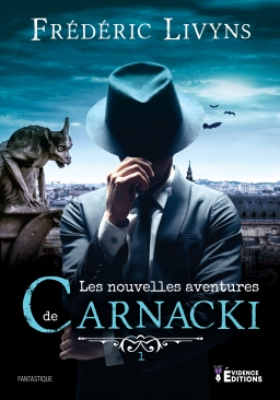 Couverture de Les nouvelles aventures de Carnacki Saison 1 par Frédéric Livyns