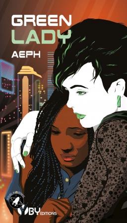 Couverture de Green Lady par Aeph