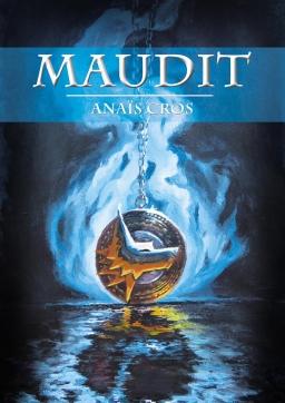 Couverture de Maudit par Anaïs Cros