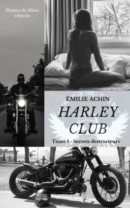 Couverture de Harley Club par Émilie Achin