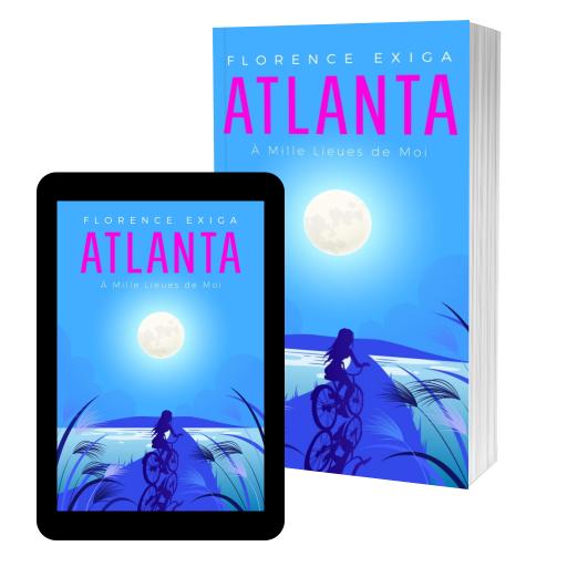 Couverture de Atlanta par Florence Exiga
