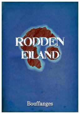 Couverture de Rodden Eiland par Bouffanges