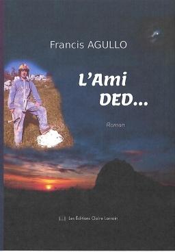 Couverture de L'Ami Ded par AGULLO, Francis